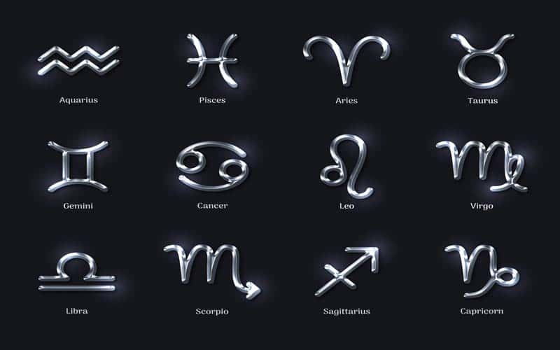 Od čega su horoskopski znaci zavisni