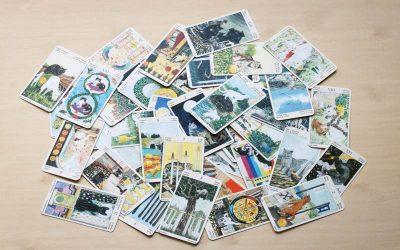 Tarot Karta – Desetka Pehara