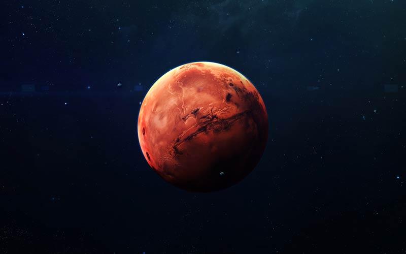 Mars prelazi u znak ovna