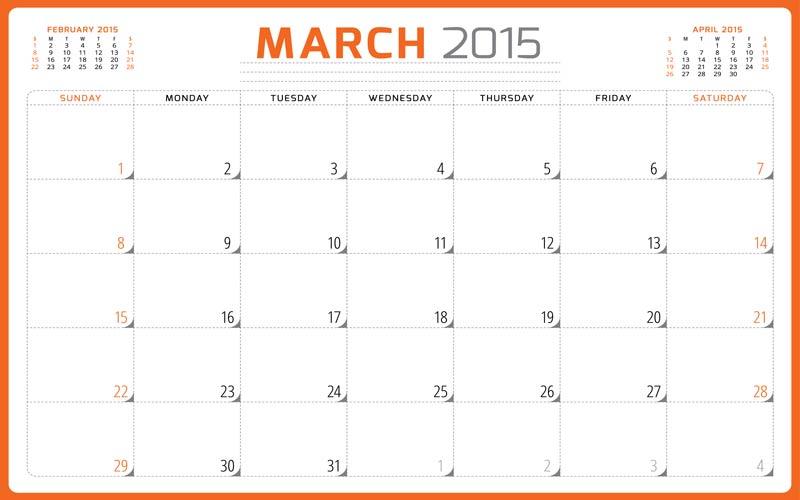Mart 2015. godine – Mesec velikih preokreta
