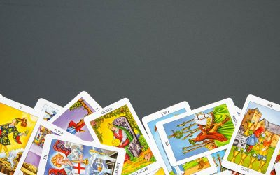 Tarot Karta – Osmica Pehara