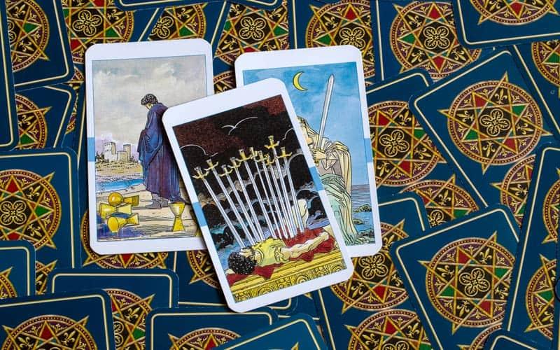 Tarot Karta – Princ Diskova