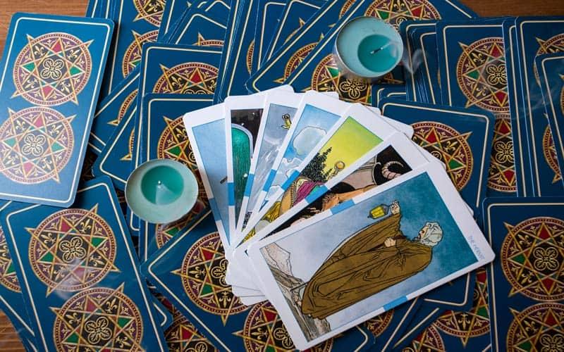 Tarot Karta – Princeza Diskova