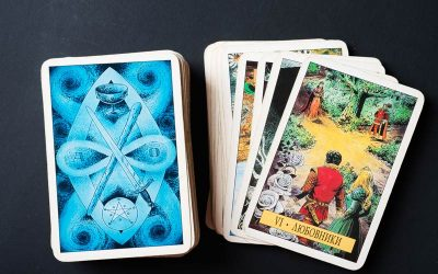 Tarot Karta – AS Mačeva