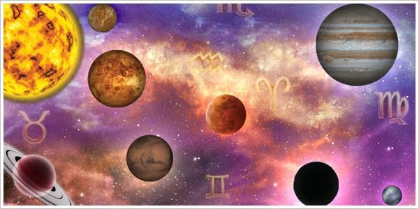 Položaj planeta u martu 2015. godine