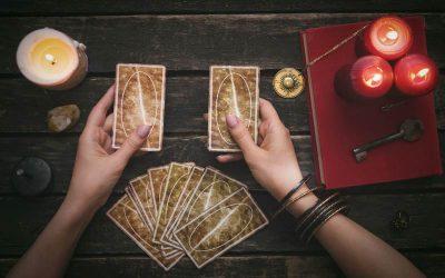 Tarot Karta – Petica Mačeva
