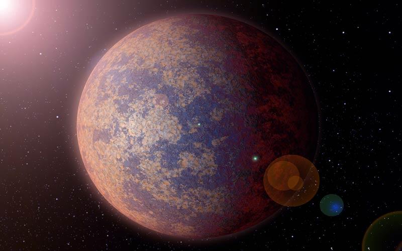 Mars u dvanaestoj kući