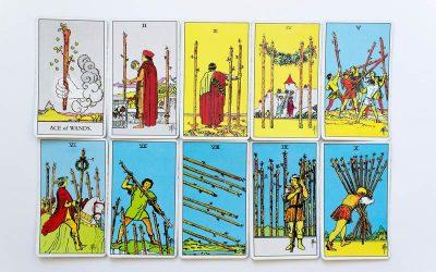 Tehnike zaštite u radu sa tarot kartama – Magijska sfera