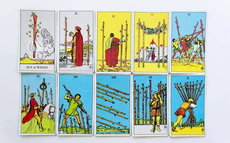 Tehnike zaštite u radu sa tarot kartama
