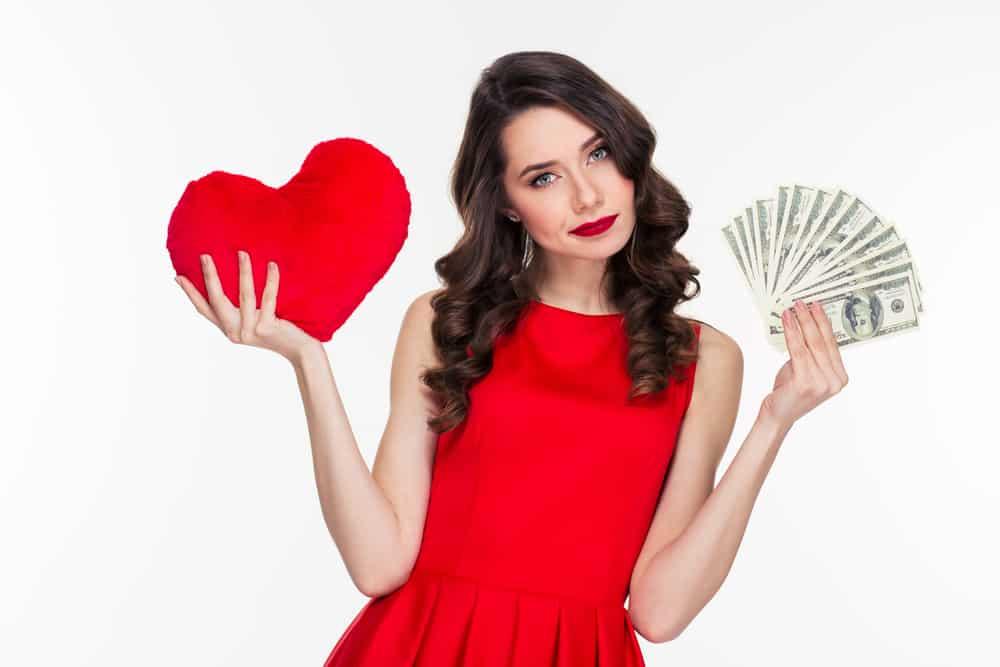 Ljubav ide kroz novac